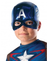 Demi-masque Captain America™ enfant