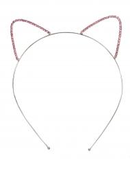 Serre-tête oreilles de Chat fille