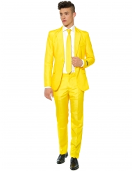 Costume Mr. Solid jaune homme Suitmeister™
