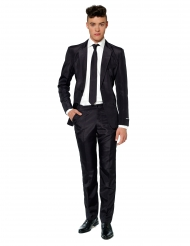 Costume Mr. Solid noir homme Suitmeister™