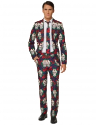Costume Mr. Skull Day of the dead homme Suitmeister™