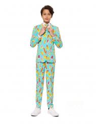 Costume Mr. Iceman adolescent Opposuits™