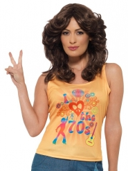 T-shirt disco I love 70