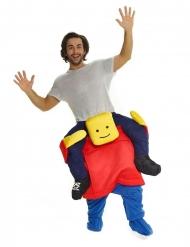 Déguisement homme porté par Tête carrée adulte Morphsuits™