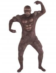 Déguisement combinaison Gorille adulte Morphsuits™
