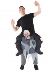 Déguisement homme porté par Zombie adulte Morphsuits™