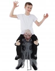 Déguisement enfant porté par Zombie enfant Morphsuits™