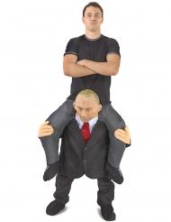Déguisement homme porté par Poutine adulte Morphsuits™