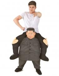 Déguisement homme porté par Kim Jong-Un adulte Morphsuits™