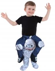 Déguisement enfant porté par Momie enfant Morphsuits™