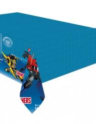 Nappe en plastique Transformers™ 120 x 180 cm