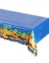 Nappe en plastique Tortues Ninja™ 120 x 180 cm