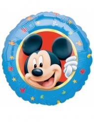 Ballon aluminium rond Mickey™ 43 cm