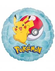 Ballon aluminium Pikachu™ 43 cm