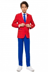 Costume Mr. Spiderman™ adolescent Opposuits™
