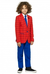 Costume Mr. Spider-man™ enfant Opposuits™