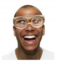 10 Paires de lunettes en carton Goggle Eyes