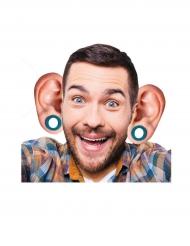10 Paires de grosses oreilles en carton Bugalugs 1