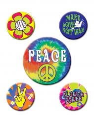 5 Badges 60