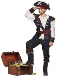 Déguisement pirate des mers garçon