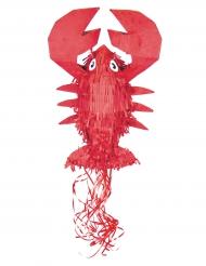 Piñata Homard rouge 50 cm