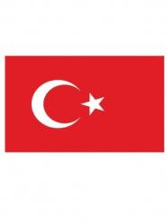 Drapeau supporter Turquie 90 X 150 cm