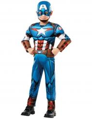 Déguisement luxe Captain America™ série animée garçon