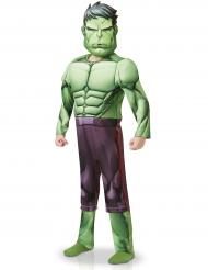 Déguisement luxe Hulk™ série animée garçon