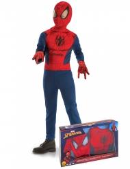 Coffret classique Spider-man™ avec gants garçon