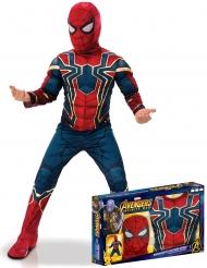 Coffret luxe Iron Spider Infinity War™ garçon