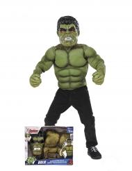 Coffret déguisement rembourré Hulk™ avec masque garçon