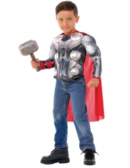 Déguisement Thor Avengers™ avec marteau garçon