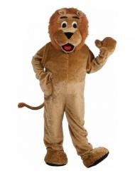 Mascotte lion adulte