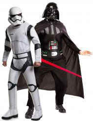 Déguisement couple Dark Vador et Stormtrooper - Star Wars™