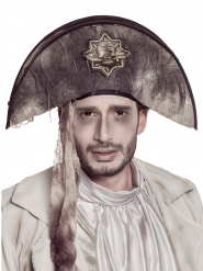 Chapeau fantôme pirate adulte