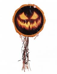 Piñata citrouille terrifiante 40 cm