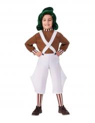 Déguisement Oompa Loompa™ Charlie et la Chocolaterie™ enfant