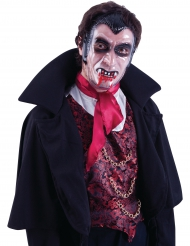 Masque transparent vampire adulte