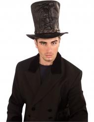 Chapeau gothique à lacets homme Steampunk