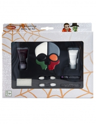 Kit maquillage squelette familial
