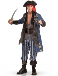 Déguisement luxe capitaine pirate adulte