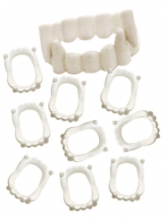 10 Dentiers vampire