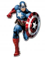 2 Décorations murales en carton Avengers™ 30 cm