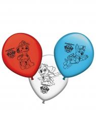 8 Ballons en latex Pat