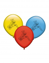 8 Ballons en latex Spiderman™