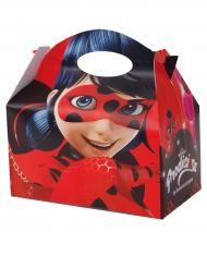 Boîte en carton Ladybug™ 10,5 x 16 cm