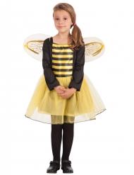 Déguisement abeille manches longues fille