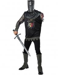 Déguisement chevalier sans bras adulte premium