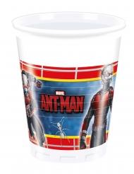 8 Gobelets en plastique Ant-Man™ 200 ml