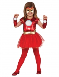 Déguisement Iron Lady™ Avengers™ Tutu fille